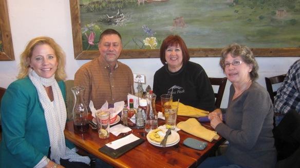 Lori, Mike, Lynne